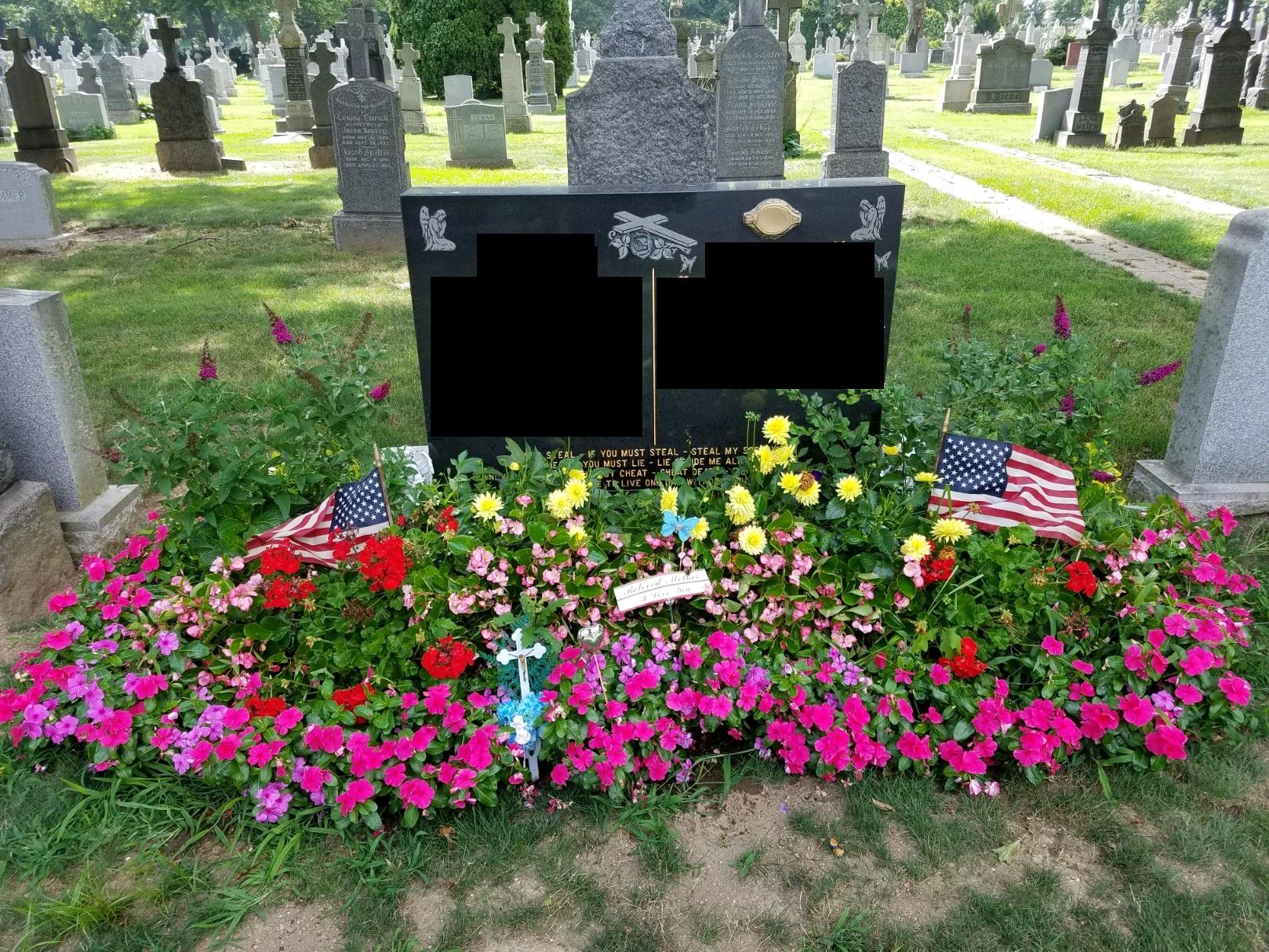 cemetery ex